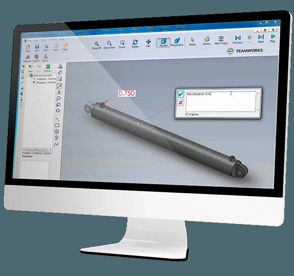 Solidworks edrawings - edrawings program til PC & MAC
