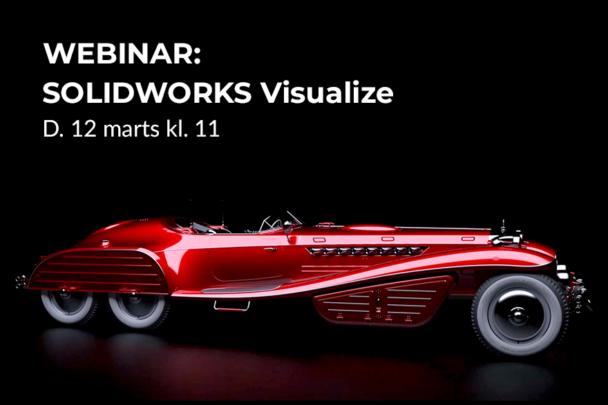SolidWorks Visualize webinar