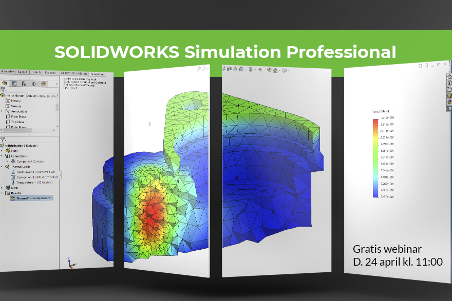 Webinar SOLIDWORKS Simulation Professional