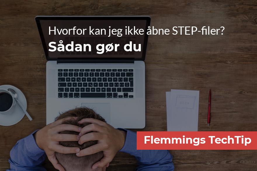 Sådan åbner du STEP-filer