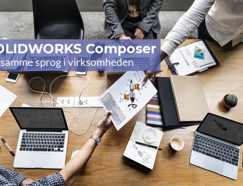 Tal samme sprog med Composer