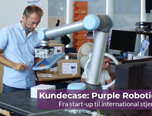 Kundecase: Purple Robotics