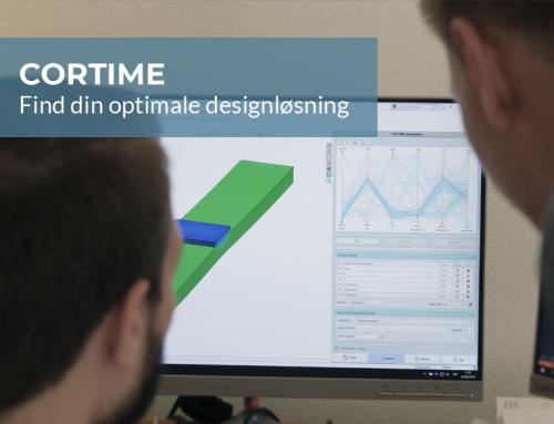 CORTIME: Find din optimale designløsning