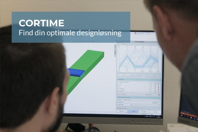 Find din optimale designløsning med CORTIME