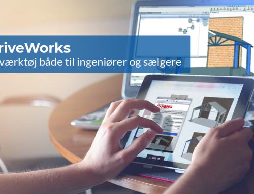 DriveWorks: Et værktøj både til ingeniører og sælgere