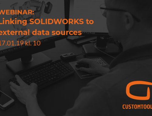 Webinar: CustomTools – External data sources