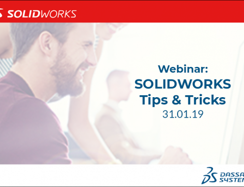 Webinar: SOLIDWORKS Tips & Tricks