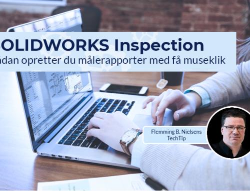 SOLIDWORKS Inspection: Sådan opretter du målerapporter med få museklik