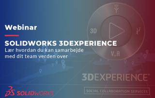 Webinar: SOLIDWORKS 3DEXPERIENCE Social Collaboration Services