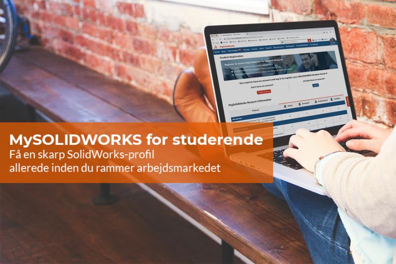 MySOLIDWORKS for studerende