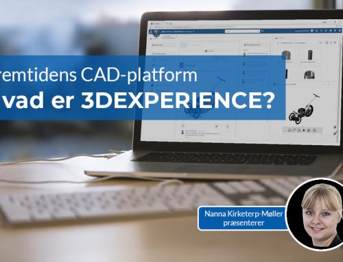 Hvad er 3DEXPERIENCE?