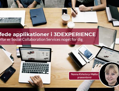 5 fede applikationer i 3DEXPERIENCE