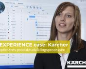 3DEXPERIENCE SCS case: Kärcher optimerer produktudviklingsprocessen