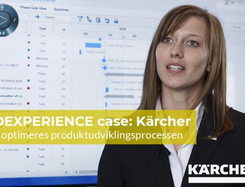 3DEXPERIENCE SCS case: Kärcher