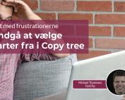 Guide: Sådan undgår du at vælge parter fra i Copy tree